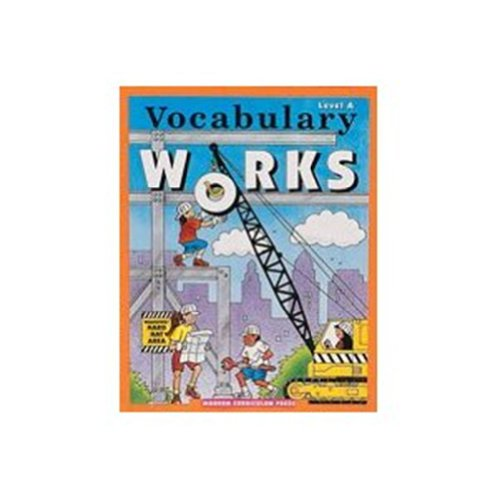 Vocabulary Works Level D, 1995 Copyright