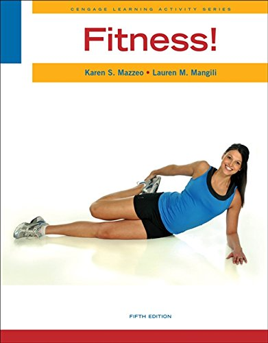 Fitness! (Cengage Learning Activity)