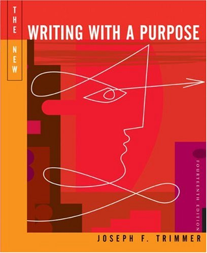 The New Writing With A Purpose, 14Th Edition