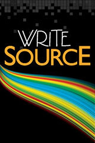 Great Source Write Source: Teacher'S Edition Grade 5 (Write Source New Generation)