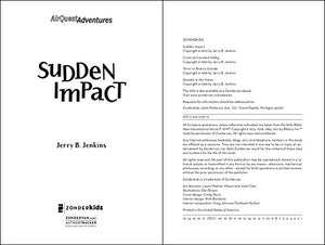 Sudden Impact: An Airquest Adventure Bind-Up (Airquest Adventures)