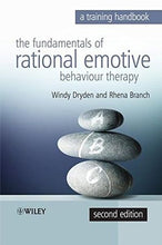 Load image into Gallery viewer, Fundamentals Of Rational Emotive Behaviour Therapy: A Training Handbook