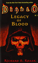 Load image into Gallery viewer, Legacy Of Blood (Diablo, No. 1)