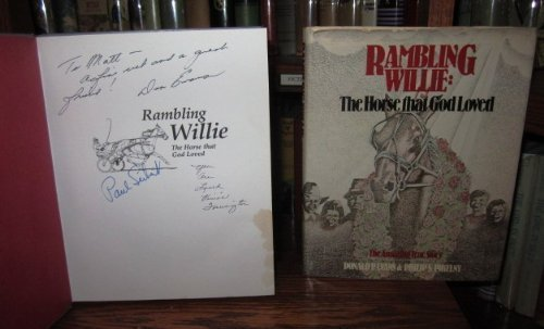 Rambling Willie: The Horse That God Loved