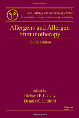 Allergens And Allergen Immunotherapy (Clinical Allergy And Immunology)