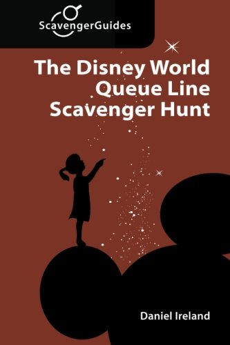 The Disney World Queue Line Scavenger Hunt: The Game You Play While Waiting In Line