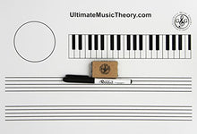 Load image into Gallery viewer, Umt-Swb - Ultimate Music Theory Whiteboard