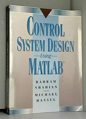 Computer-Aided Control System Design Using Matlab