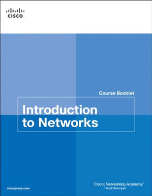 Introduction To Networks V5.0 Course Booklet (Course Booklets)