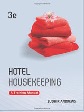 Load image into Gallery viewer, Hotel Housekeeping: A Training Manual