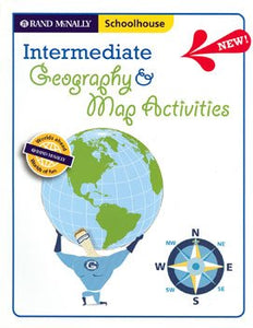 Rand Mcnally Schoolhouse Intermediate Geography And Map Activities