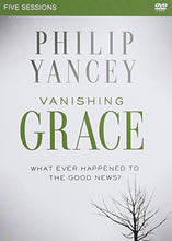 Load image into Gallery viewer, Vanishing Grace Study Guide With Dvd: Whatever Happened To The Good News?