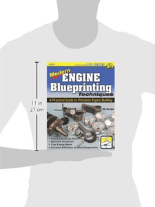 Modern Engine Blueprinting Techniques: A Practical Guide To Precision Engine Building (Pro)