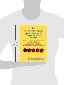Rti: Speech And Language Interventions For The Regular Classroom Teacher