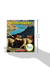 Load image into Gallery viewer, Velociraptor (Rookie Read-About Dinosaurs)