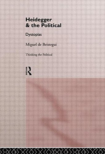 Heidegger And The Political (Thinking The Political)