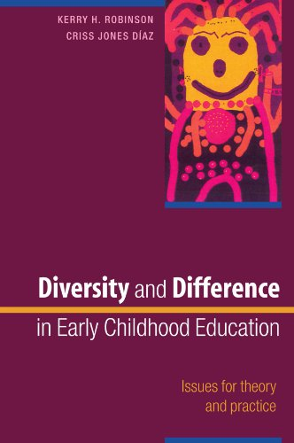 Diversity And Difference In Early Childhood Education: N/A