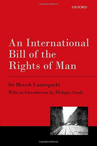 An International Bill Of The Rights Of Man