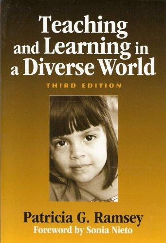 Teaching And Learning In A Diverse World (Early Childhood Education)