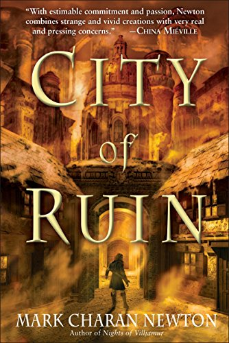 City Of Ruin (Legends Of The Red Sun)