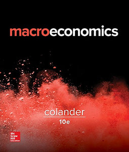 Macroeconomics (Mcgraw-Hill Series In Economics)