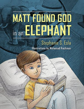 Load image into Gallery viewer, Matt Found God In An Elephant