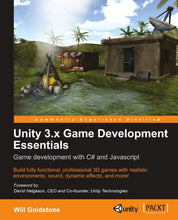 Load image into Gallery viewer, Unity 3.X Game Development Essentials