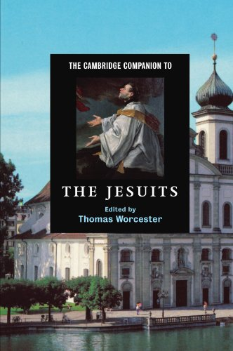 The Cambridge Companion To The Jesuits (Cambridge Companions To Religion)