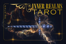 Load image into Gallery viewer, Inner Realms Tarot (With Cards)
