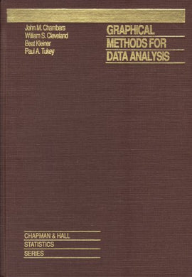 Graphical Methods For Data Analysis (Wadsworth & Brooks/Cole Statistics/Probability Series)