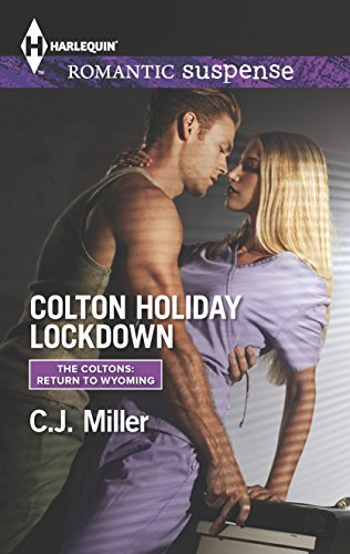 Colton Holiday Lockdown (The Coltons: Return To Wyoming)