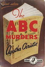 Load image into Gallery viewer, The Abc Murders