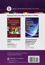 Load image into Gallery viewer, The Complete Guide To Acquisitions Management, 2Nd Edition (Library And Information Science Text Series)