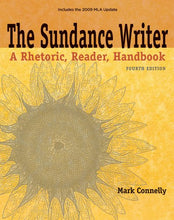 Load image into Gallery viewer, The Sundance Writer: A Rhetoric, Reader, Handbook, 2009 Mla Update Edition (2009 Mla Update Editions)