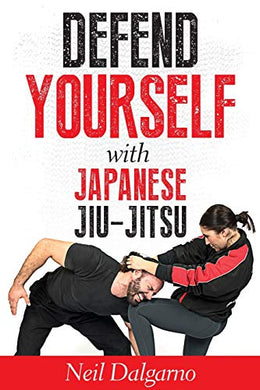 Defend Yourself With Japanese Jiu-Jitsu