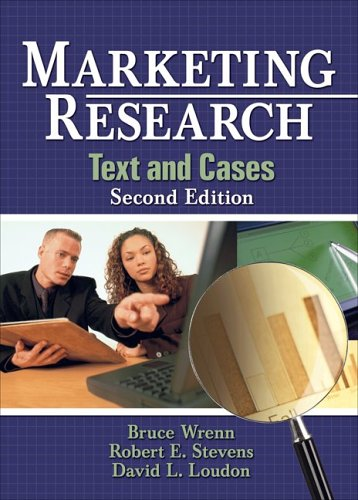 Marketing Research: Text And Cases, Second Edition