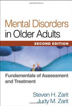 Load image into Gallery viewer, Mental Disorders In Older Adults, Second Edition: Fundamentals Of Assessment And Treatment