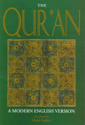 The Qur'An: A Modern English Version