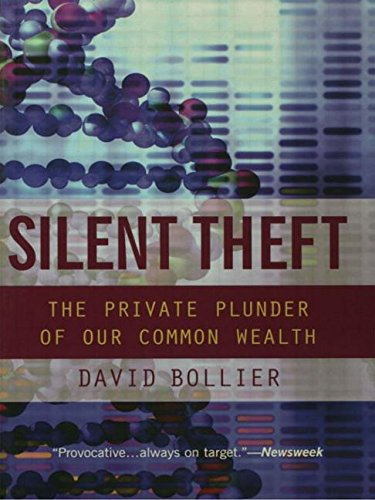 Silent Theft: The Private Plunder Of Our Common Wealth