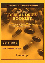 Load image into Gallery viewer, The Little Dental Drug Booklet