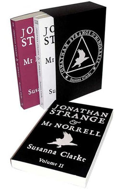 Jonathan Strange & Mr. Norrell (3 Vol. Collector'S Edition Box Set)