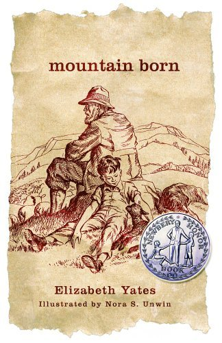Mountain Born (Turtleback School & Library Binding Edition) (Pennant)
