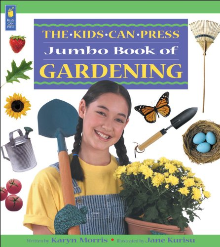 The Jumbo Book Of Gardening (Jumbo Books)