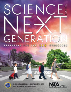 Science For The Next Generation: Preparing For The New Standards - Pb336X