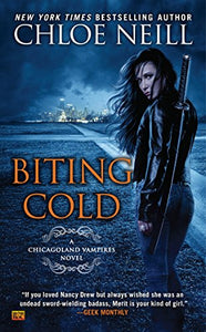 Biting Cold (Chicagoland Vampires)