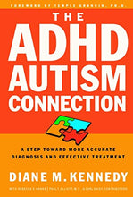 Load image into Gallery viewer, The Adhd-Autism Connection: A Step Toward More Accurate Diagnoses And Effective Treatment