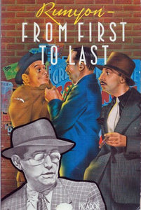 Runyon From First To Last (Picador Books)