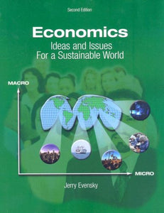 Economics: Ideas And Issues For A Sustainable World (2Nd Edition)
