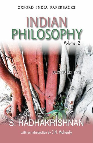Indian Philosophy: Volume Ii: With An Introduction By J.N. Mohanty (Oxford India Collection) (Oxford India Collection (Paperback))