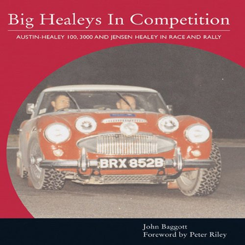 Big Healeys In Competition (Crowood Autoclassics)